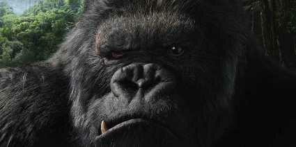 King Kong RAAWR